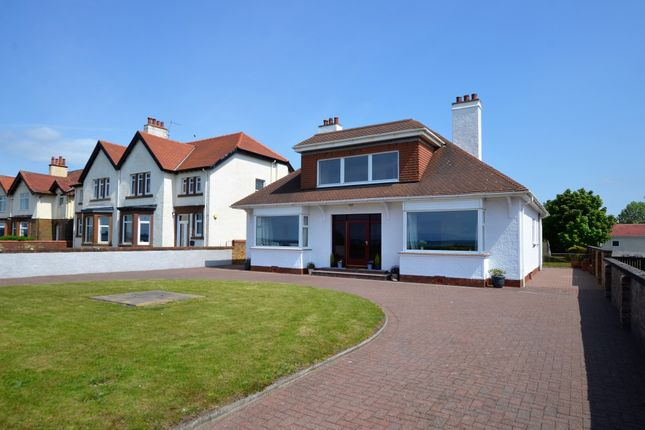 Thumbnail Detached house for sale in 36 Beach Road, Troon