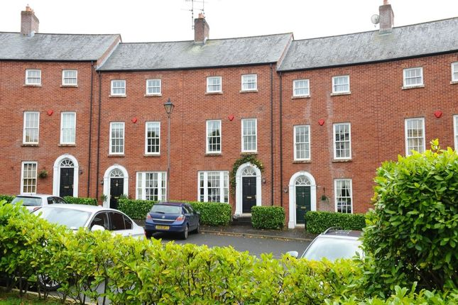 Thumbnail Terraced house for sale in Kilwarlin Crescent, Hillsborough