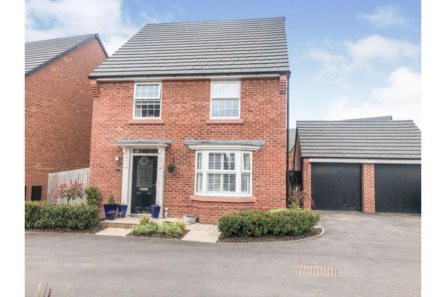 4 bed detached house for sale in Snow Crest Place, Nantwich CW5