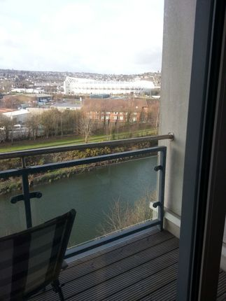 Thumbnail Flat to rent in Copper Quarter, Swansea
