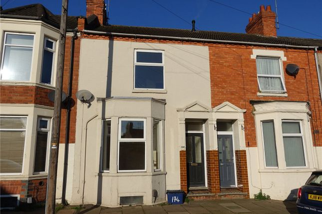 3 bed terraced house to rent in Adnitt Road, Abington, Northampton, Northamptonshire NN1