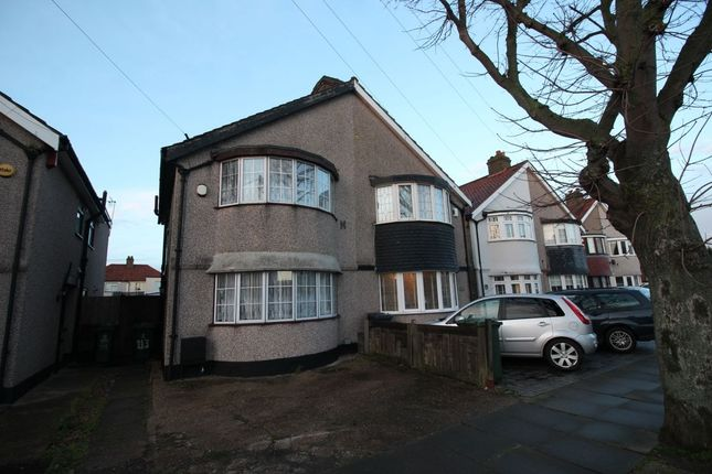 Thumbnail Semi-detached house to rent in Swanley Road, Welling