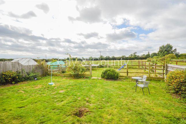 Rear Garden (1) of Manor Close, Farcet, Peterborough PE7