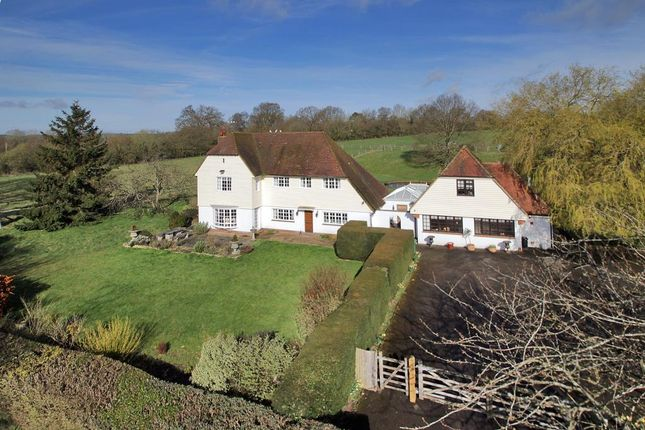 Thumbnail Detached house for sale in Potters Lane, Hawkhurst, Kent