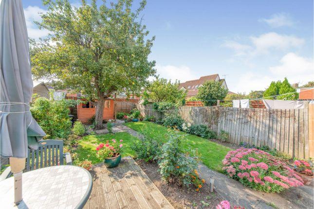 Garden of Beaumont Avenue, Harrow HA2