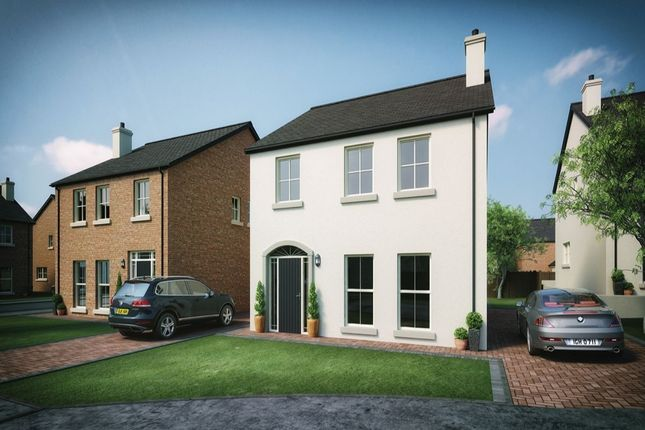 Thumbnail Detached house for sale in Moorfield Avenue, Comber, Newtownards