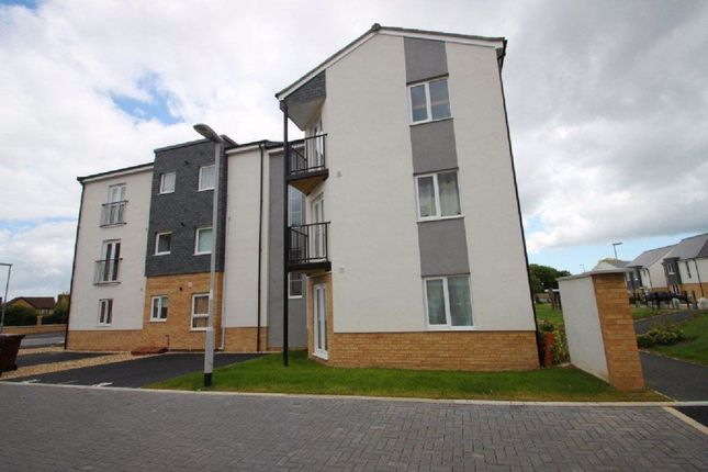 Thumbnail Flat to rent in Boundary Place, Plymouth