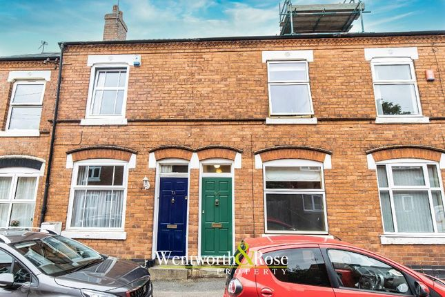 Thumbnail Terraced house for sale in North Road, Harborne, Birmingham, West Midlands