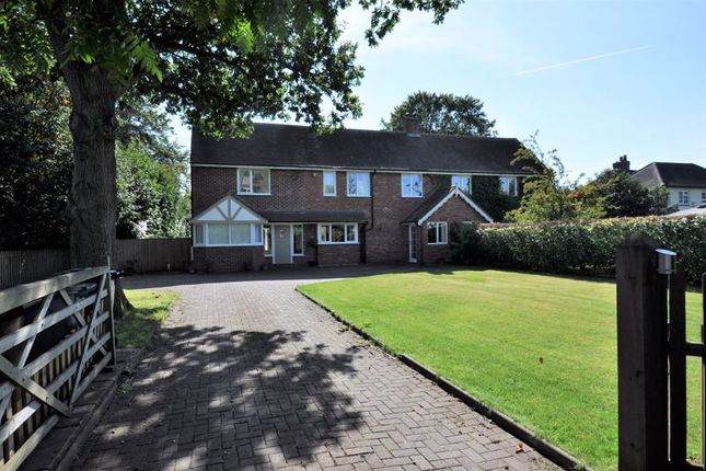 Thumbnail Property for sale in Byley Lane, Cranage, Crewe