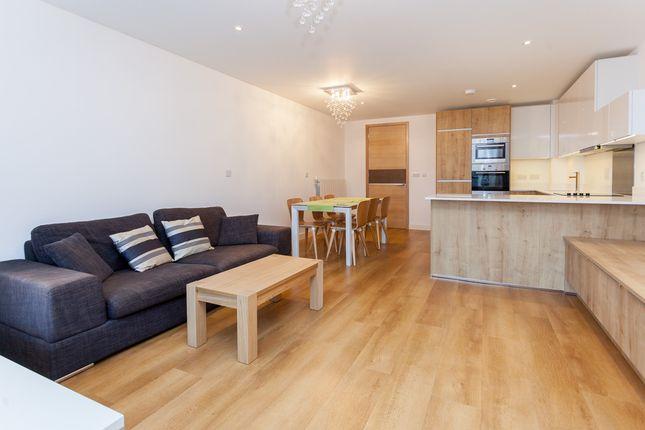 Thumbnail Flat to rent in Seafarer Way, London SE16, London,
