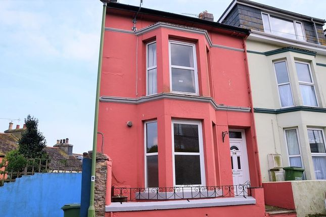 Thumbnail Flat for sale in South Furzeham Road, Brixham