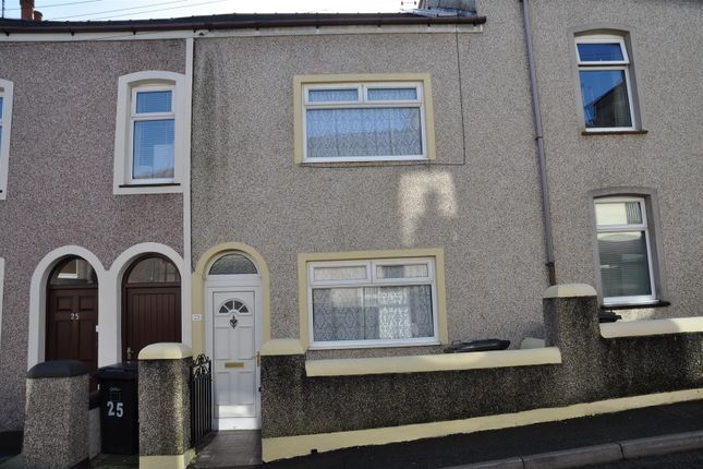Thumbnail Property to rent in Station Street, Holyhead