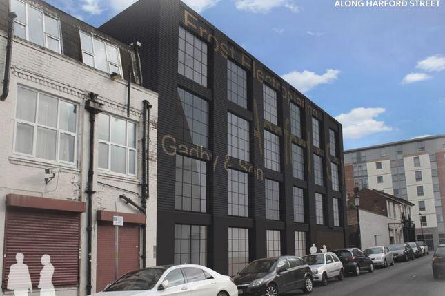 Thumbnail Leisure/hospitality to let in Gilders Yard, Jewellery Quarter, Birmingham