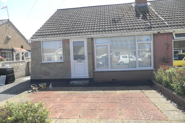 Thumbnail Semi-detached bungalow to rent in Lon Y Llyn, Pensarn, Abergele