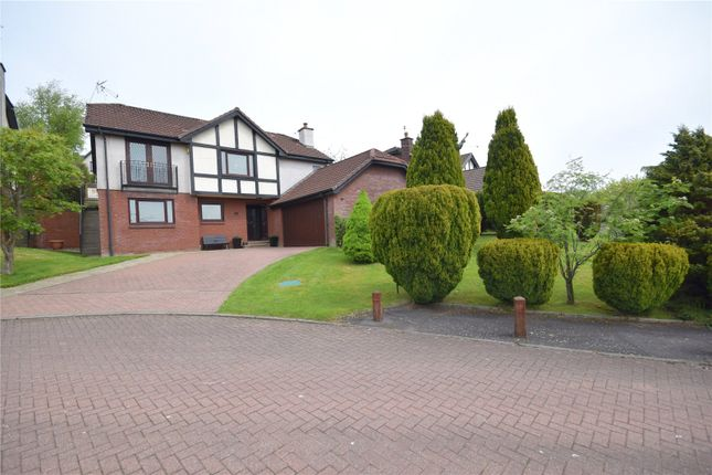 Thumbnail Detached house for sale in Maidens, Stewartfield, East Kilbride