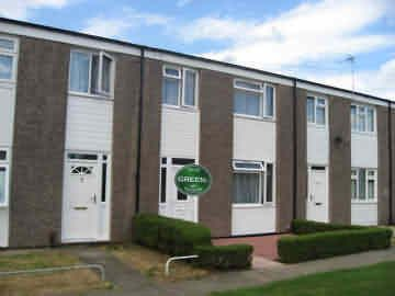 Thumbnail Terraced house to rent in Milsom Grove, Shard End, Birmingham