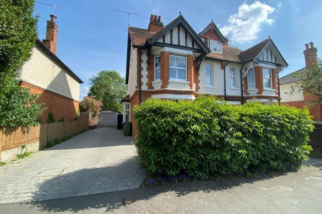 Thumbnail Semi-detached house to rent in Waldens Park Road, Horsell, Woking