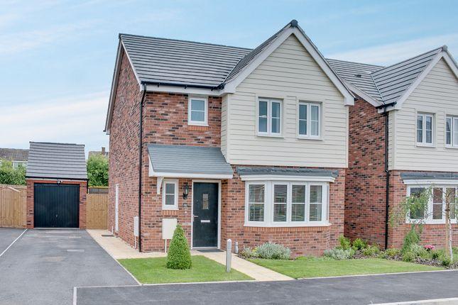 Thumbnail Detached house for sale in Ballard Way, Inkberrow, Worcester