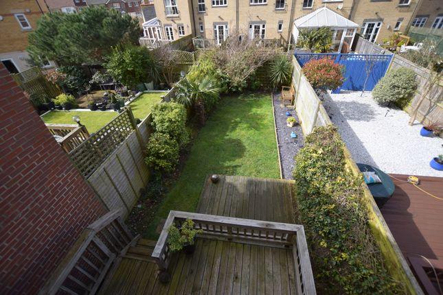 Rear Garden of Admiralty Way, Eastbourne BN23