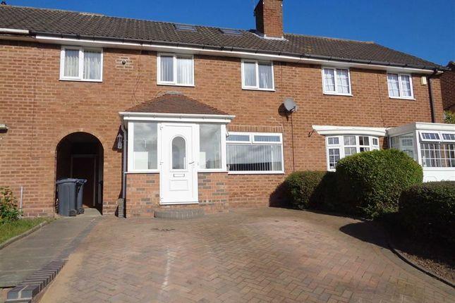Thumbnail Terraced house for sale in Packington Avenue, Shard End, Birmingham