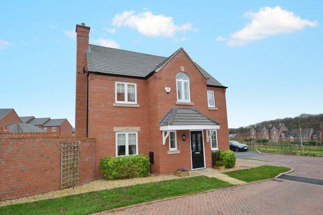 Thumbnail Detached house for sale in Farr Lane, Muxton, Telford