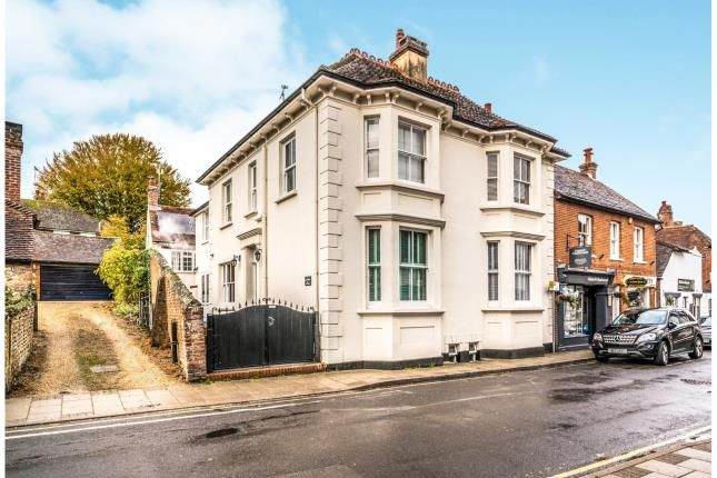 Thumbnail Link-detached house for sale in Church Street, Storrington, Pulborough, West Sussex