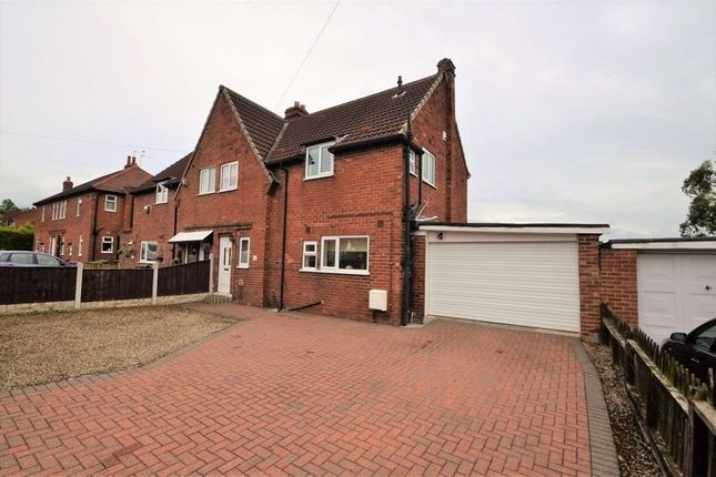 Thumbnail Semi-detached house to rent in Broadway, Pontefract
