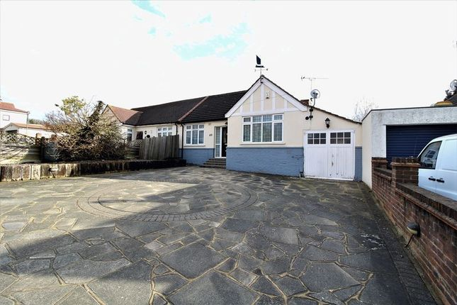 Thumbnail Semi-detached bungalow for sale in Carlton Road, Erith