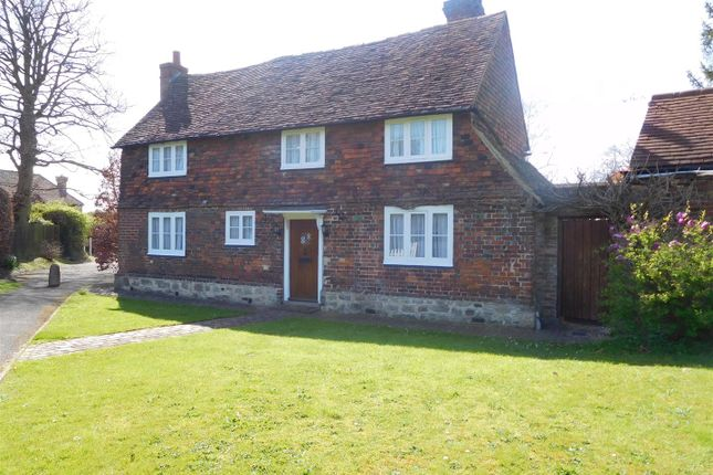 Thumbnail Detached house for sale in The Green, Otford, Sevenoaks
