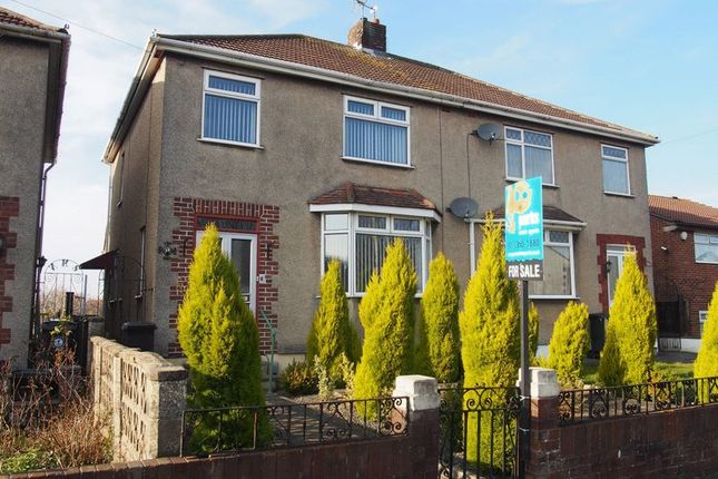 3 bed semi-detached house for sale in Deans Drive, Speedwell, Bristol