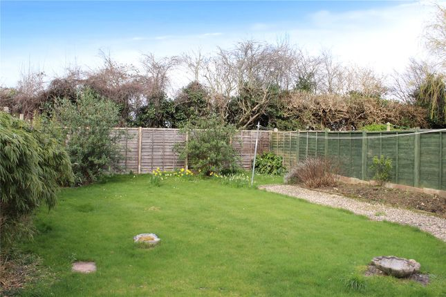 Rear Garden of Thorncroft Road, Littlehampton BN17
