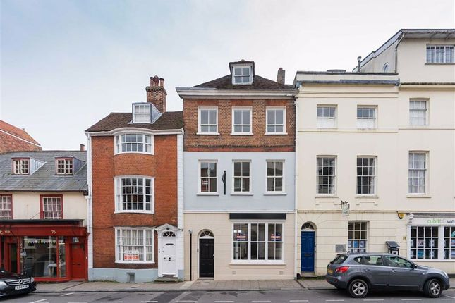 Thumbnail Flat for sale in 77 High Street, Lewes, East Sussex