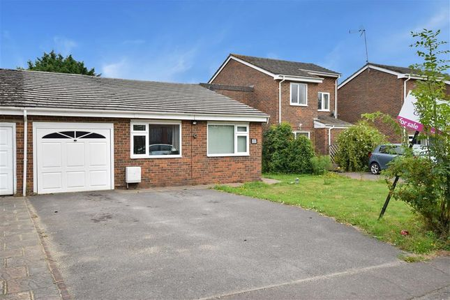 Thumbnail Semi-detached bungalow for sale in Willow Way, Ashington, West Sussex