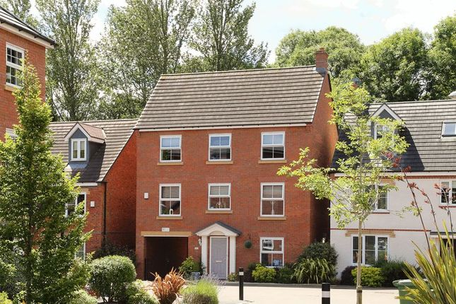 Thumbnail Detached house for sale in The Dingle, Doseley, Telford