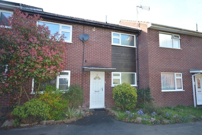 3 bed terraced house for sale in Primethorpe Walk, Broughton Astley, Leicester LE9