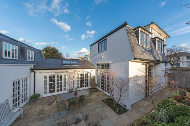 Thumbnail Semi-detached house for sale in Acacia Road, St John's Wood, London
