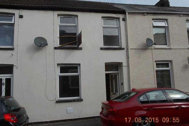 Thumbnail Terraced house to rent in Margam Street, Cymmer, Port Talbot, Neath Port Talbot.