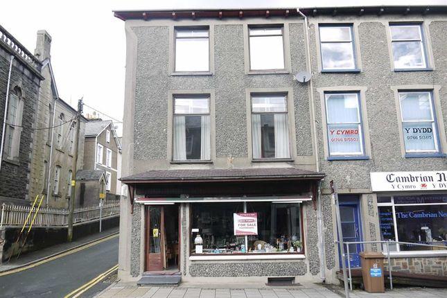 Thumbnail Property for sale in Bank Place, Porthmadog, Gwynedd