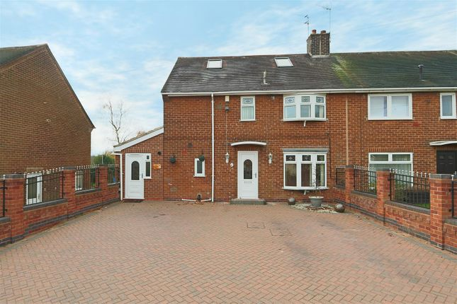 Thumbnail Semi-detached house to rent in Mountfield Drive, Bestwood, Nottingham
