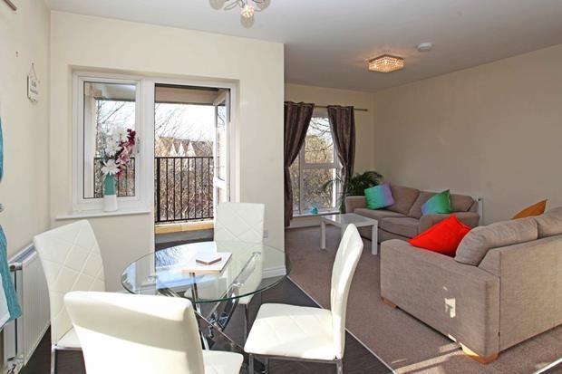 Thumbnail Flat to rent in Autumn Heights, Ketley Park Road, Ketley