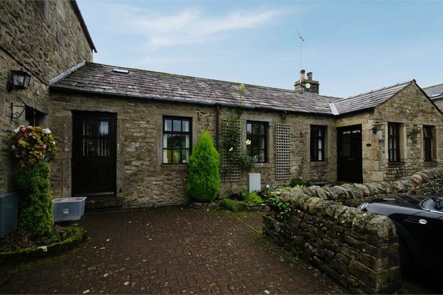 Thumbnail Terraced bungalow for sale in Runley Mill, Settle, North Yorkshire
