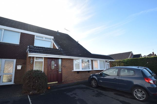 Thumbnail Semi-detached house to rent in Vineyard Road, Newport
