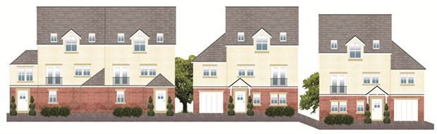 Thumbnail Land for sale in Development Plots, South Vale, Haltwhistle