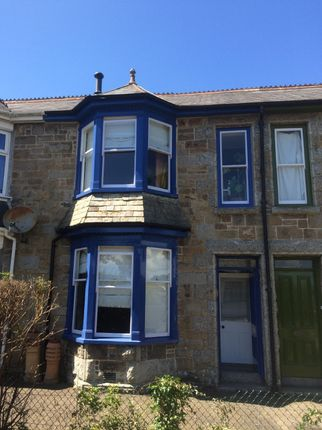Thumbnail Terraced house for sale in Tretorvic, Heamoor, Penzance