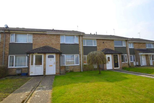 Thumbnail Terraced house to rent in Isis Walk, Bletchley, Milton Keynes