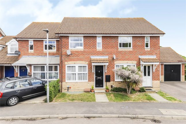 Thumbnail Terraced house for sale in Webb Close, Temple Park, Binfield, Berkshire