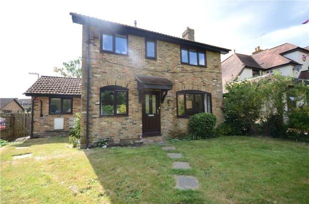 Thumbnail Detached house for sale in Templar Close, Sandhurst, Berkshire