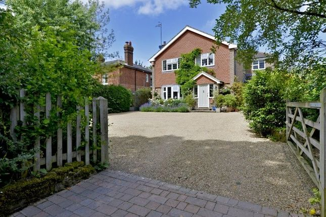 Thumbnail Detached house for sale in The Common, Cranleigh