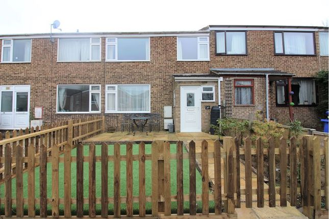 Thumbnail Terraced house to rent in Winston Crescent, Brackley