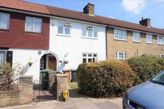 Thumbnail Terraced house for sale in Oakridge Road, Downham, Bromley